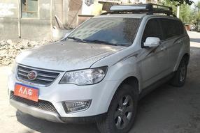 陆风-X8 2015款 探索版 2.0T 汽油4X4豪华型