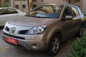 雷诺-科雷傲(进口) 2010款 2.5L 四驱豪华型