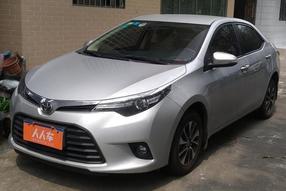 丰田-雷凌 2015款 1.6E CVT新锐版