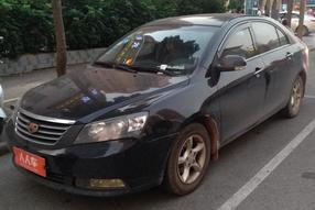 吉利汽车-经典帝豪 2012款 三厢 1.5L 手动超悦惠民型