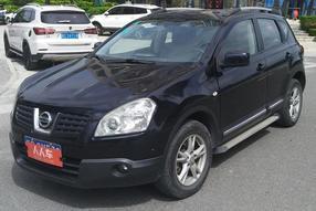 日产-逍客 2010款 20X雷 CVT 2WD