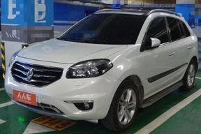 雷诺-科雷傲(进口) 2012款 2.5L 两驱豪华导航版