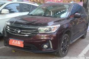 广汽传祺-GS4 2015款 200T 手动豪华版