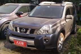 日产-奇骏 2010款 2.5L CVT至尊版 4WD