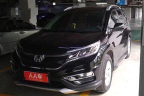 本田-CR-V 2015款 2.4L 两驱豪华版