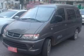 东风风行-菱智 2013款 V3 1.5L 7座标准型II