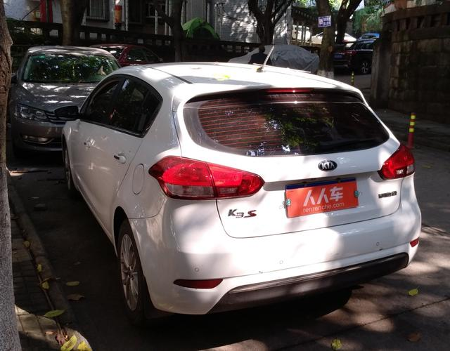 起亚K3S 2014款 1.6L 自动 GLS (国Ⅳ)