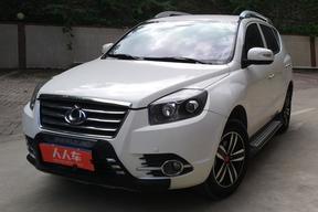 吉利汽车-GX7 2014款 2.0L 自动超值版