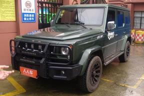 北京-BJ80 2016款 2.3T 自动尊贵版