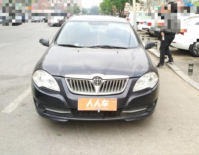 中华骏捷FSV 2011款 1.5L 自动 舒适型新锐版 (国Ⅳ)