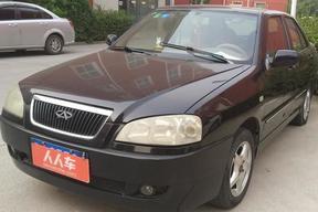 奇瑞-旗云 2006款 1.6L 标准型