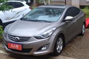 现代-朗动 2013款 1.6L 自动尊贵型