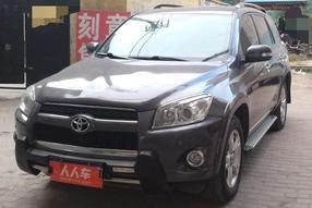 丰田-RAV4荣放 2011款 2.4L 自动四驱至臻版