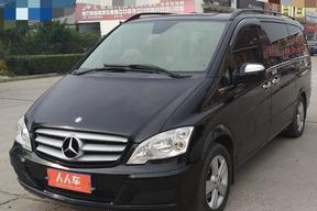 奔驰-唯雅诺 2012款 2.5L 领航版