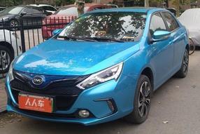 比亚迪-秦 2016款 秦EV300 尊贵型