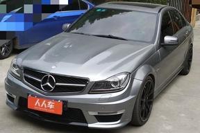 奔驰-C级AMG 2012款 AMG C 63 高性能版
