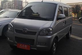 北汽威旺-306 2014款 1.2L超值版厢货 基本型5座A12