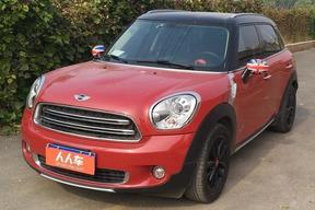 MINI-COUNTRYMAN 2014款 1.6T COOPER ALL4 Excitement