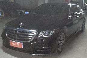 奔驰-S级 2018款 S 450 L 4MATIC 卓越特别版