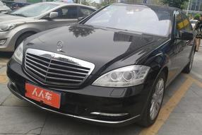 奔驰-S级 2012款 S 350 L Grand Edition
