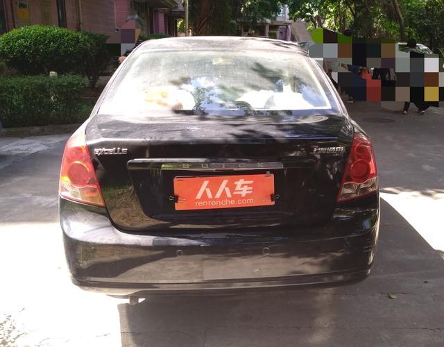 别克2005款 1.6L 自动 豪华型 (国Ⅲ)