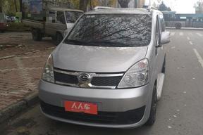广汽吉奥-星朗 2014款 1.5L 豪华型(改装天然气)