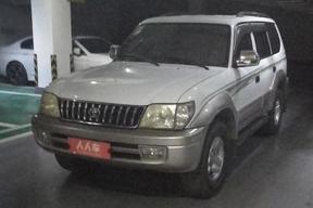 北汽制造-陆霸 2012款 2.4L 四驱型