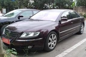 大众-辉腾 2004款 4.2L V8 5座豪华版