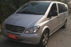 奔驰-威霆 2010款 2.5L 商务版