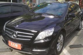 奔驰-R级 2014款 R 400 4MATIC 豪华型