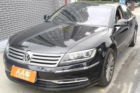 大众-辉腾 2012款 4.2L 奢享定制型