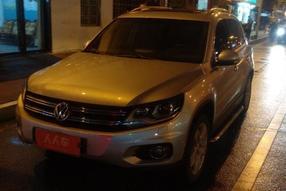 大众-Tiguan 2012款 2.0TSI 豪华版