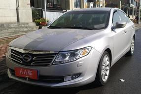 广汽传祺-GA5 2011款 2.0L 自动豪华版