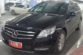 奔驰-R级 2017款 R 320 4MATIC 商务型臻藏版