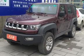 北京-BJ40 2016款 40L 2.0T 手动四驱尊贵版