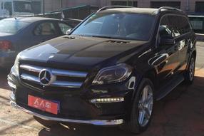 奔驰-GL级 2013款 GL 500 4MATIC