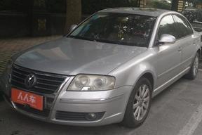 大众-Passat领驭 2005款 1.8T 自动豪华型