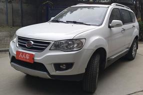 陆风-X8 2012款 探索版 2.0T 柴油4X4超豪华型