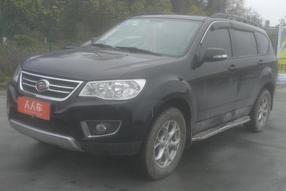 陆风-X8 2012款 探索版 2.0T 柴油4X2豪华型