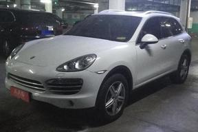 保时捷-Cayenne 2014款 Cayenne Platinum Edition 3.0T