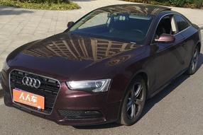 奥迪-A5 2014款 Coupe 45 TFSI
