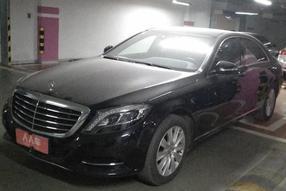 奔驰-S级 2014款 S 320 L 豪华型
