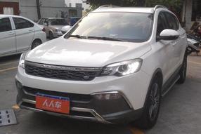猎豹汽车-CS10 2017款 2.0T 自动豪华型