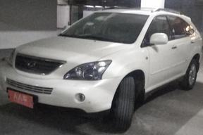 雷克萨斯-RX经典 2007款 400h