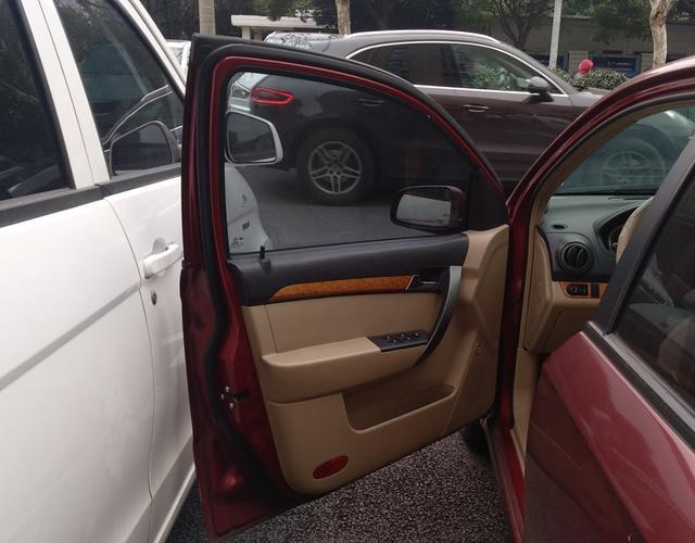 雪佛兰乐风 2006款 1.6L 自动 SX豪华型 (国Ⅲ)