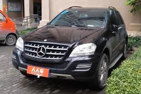 奔驰-M级 2010款 ML 300 4MATIC