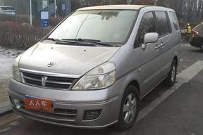 东风-御轩 2007款 2.5L 自动旗舰版