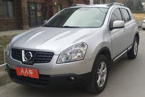 日产-逍客 2010款 20S火 CVT 2WD