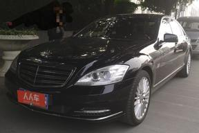奔驰-S级 2012款 S 600 L Grand Edition