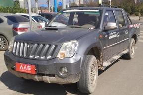 福田-萨普 2011款 2.8T征服者Z7